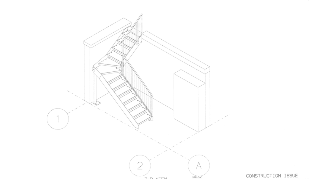 Basement Fire Escape