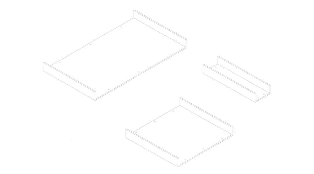 Platform Plates & Treads